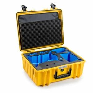 B&W Flightcase type 6000 DJI FPV Combo - Geel