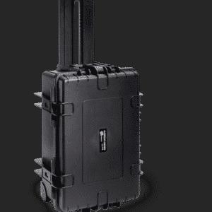 B&W Flightcase type 6700 DJI Phantom 4/4 Pro/4 Pro+/4 Adv/4 Obs/4 RTK – Zwart