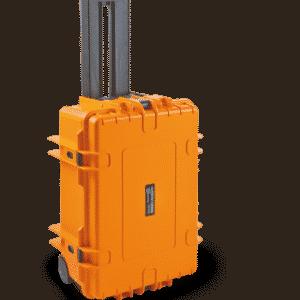 B&W Flightcase type 6700 DJI Phantom 4/4 Pro/4 Pro+/4 Adv/4 Obs/4 RTK – Oranje