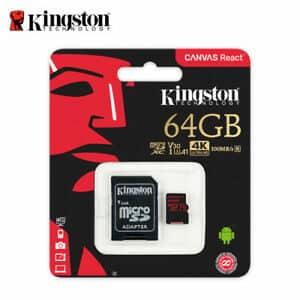 Kingston SDCR/64GB - Canvas React
