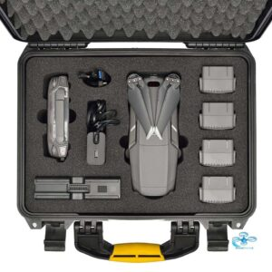 HPRC Flightcase for DJI Mavic 2 Pro / Zoom (MAV2400BLK-02)