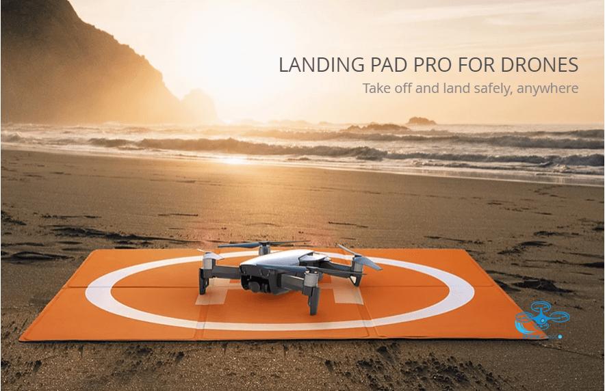 PGYTECH - Landing Pad Pro voor Helicopters of drones 50x50cm