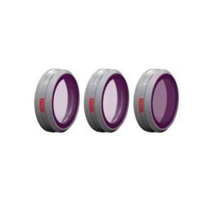 PGYTECH - DJI Mavic 2 Zoom Gradient ND Filterset Pro (ND8-GR, ND16-4, ND32-8)