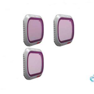 PGYTECH – DJI Mavic 2 Pro Gradient ND Pro Filterset (ND8-GR, ND16-4, ND32-8)