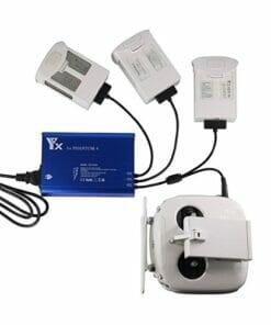 YX - Multi Battery Charger voor DJI Phantom 4 reeks