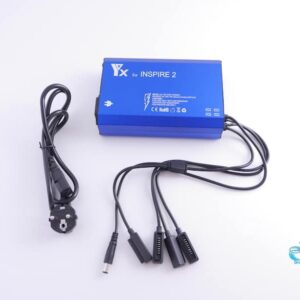 YXC08 Multi Battery Charger voor DJI Inspire 2