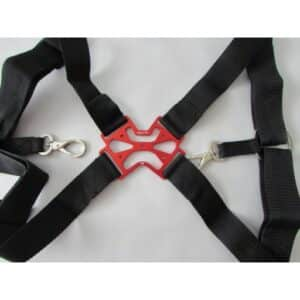 Secraft - Neck Strap Double Red