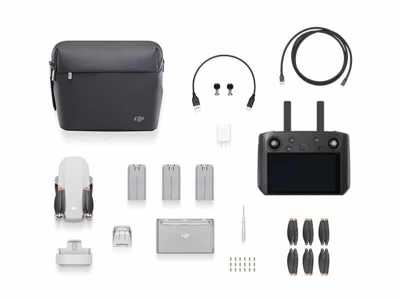DJI Mini 2 met Smart Controller