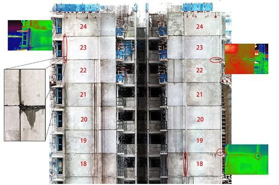 gebouw inspectie