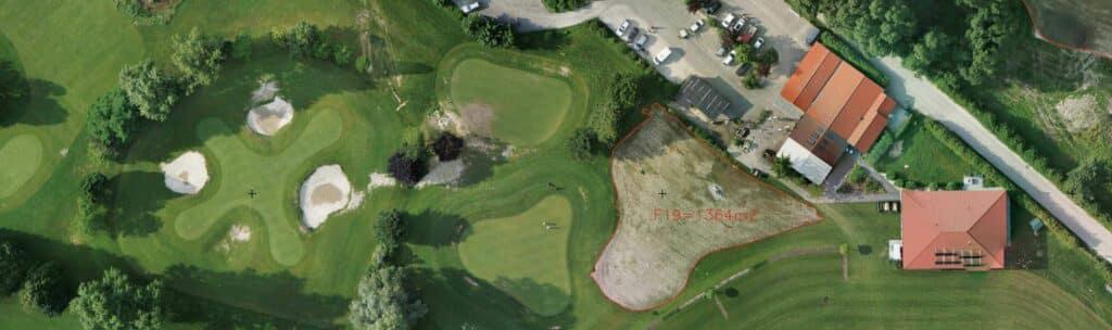 golfterrein - orhophoto