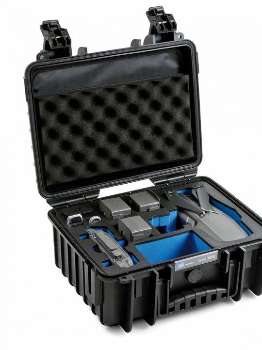 Mavic 2 Pro Fly More met Flightcase Bundelvoordeel